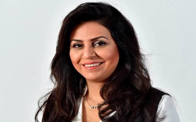 الرئيس التنفيذي لشركة بتلكو البحرين منى الهاشمي - الصورة من البيان