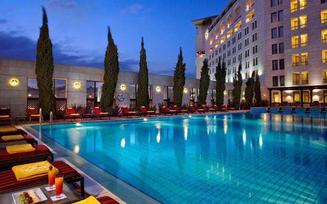 إجمالي عدد نزلاء تلك الفنادق ارتفع بنسبة 4.8%