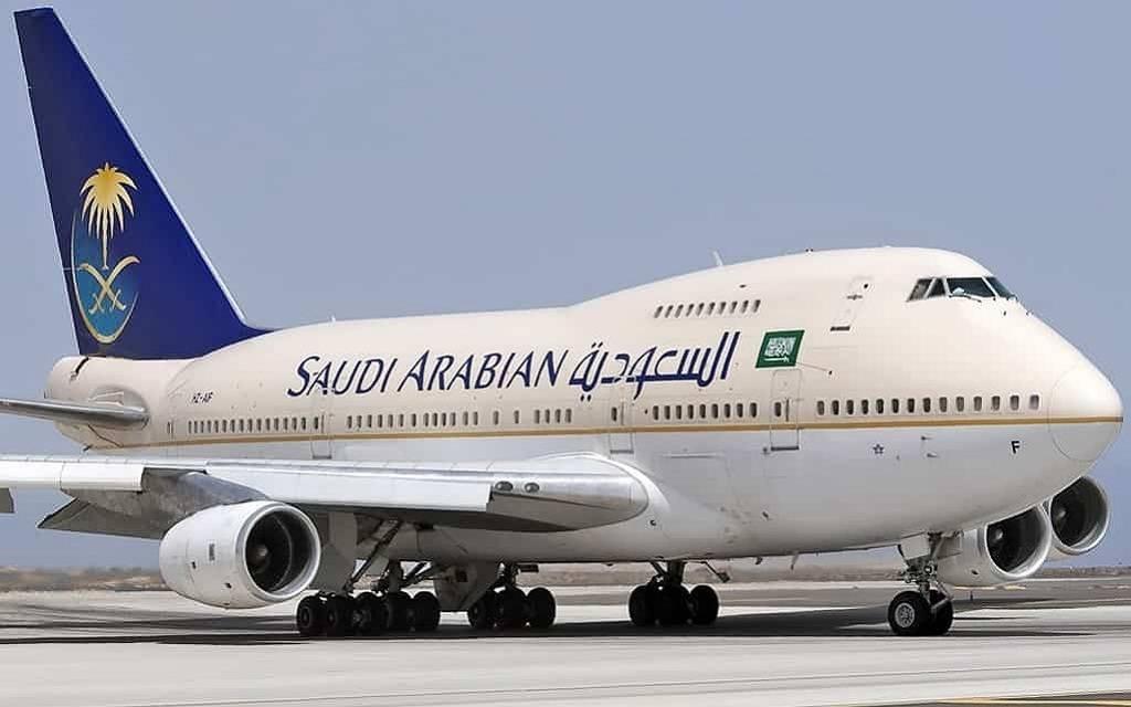 الخطوط السعودية تتيح لركابها خدمات اعتمرنا عبر موقعها وتطبيقها الذكي