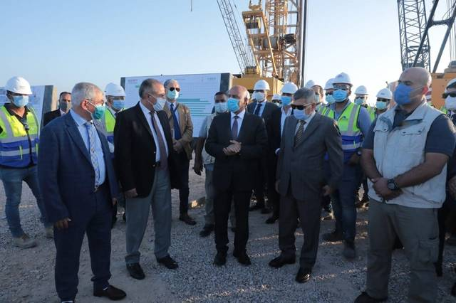 The new port will have a capacity to handle 1.5 million containers