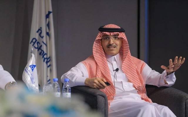 وزير المالية السعودي، محمد عبدالله الجدعان- أرشيفية