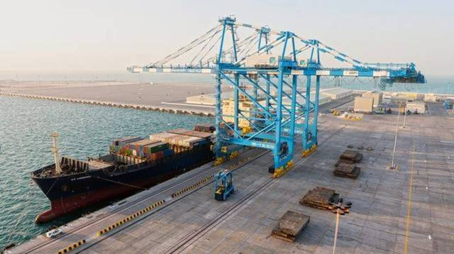Abu Dhabi Ports will have access to MICCO's logistics solutions
