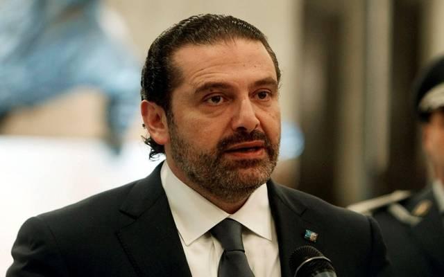 رئيس الوزراء بحكومة تصريف الأعمال سعد الحريري