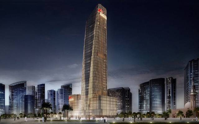 المقر الجديد لبنك بوبيان في الكويت