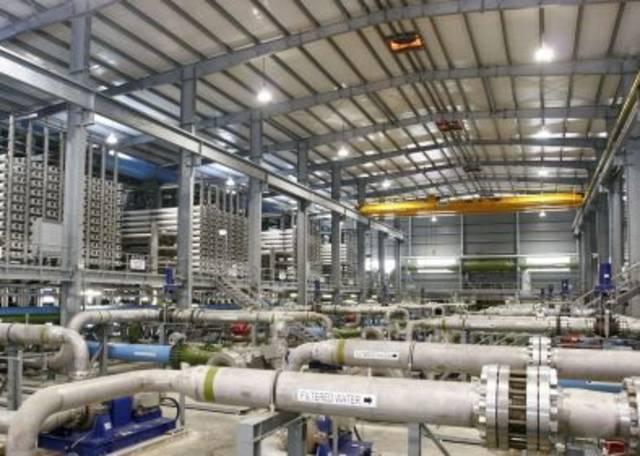 Saudi's Abdul Latif Jameel unit awarded $600m water desalination facility