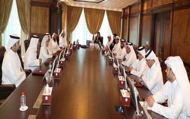 اجتماع قطري كويتي لتعزيز التعاون بمجال النقل والاتصالات
