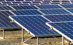 The Benban Solar Park in Aswan will be be the biggest solar installation in the world
