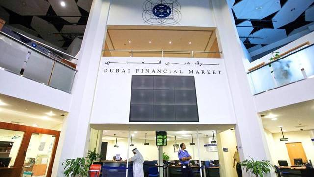 General index of the Dubai Financial Market closed the week at 2,590 points