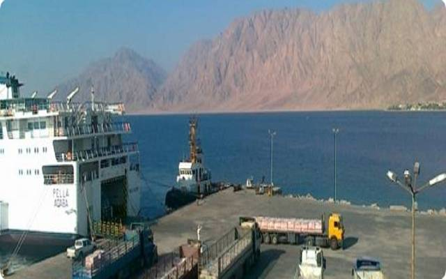 ميناء شرم الشيخ - مصر