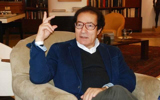 وزير الثقافة الأسبق فاروق حسني