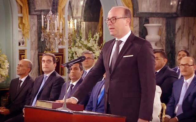إلياس الفخفاخ يؤدي اليمين الدستورية أمام الرئيس التونسي