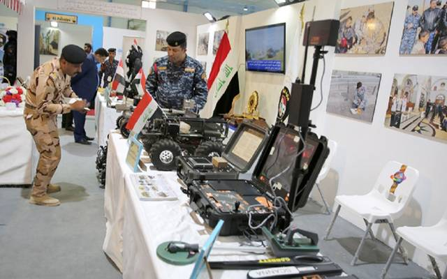 "Egypt participates in the International Defense Exhibition in Iraq ""IQDEX2019"""