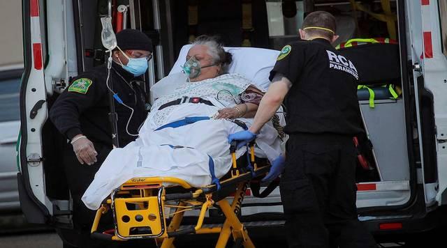 الولايات المتحدة بصدارة قائمة الإصابات بأكثر من 8 مليون حالة