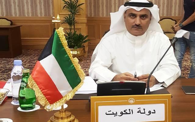 سعود الحربي ، وزير التربية ووزير التعليم العالي في الكويت