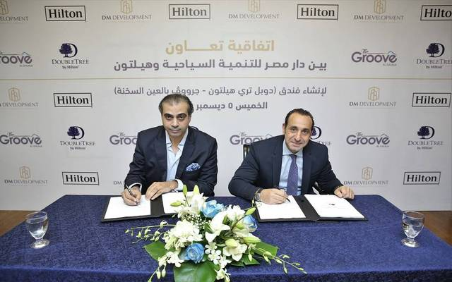 DM Developments invests EGP 400m in new Hilton hotel in Sokhna