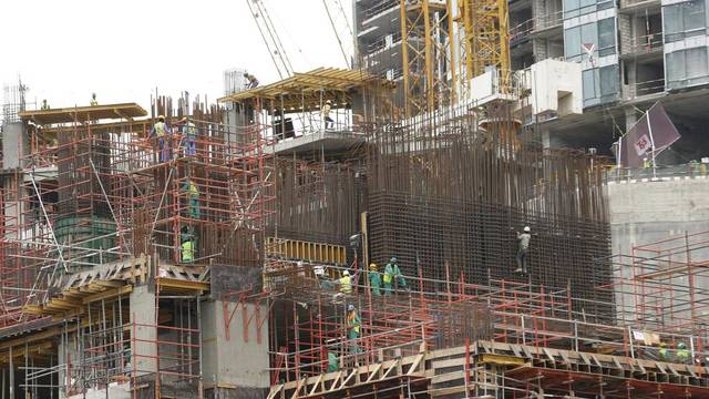 Construction sector in the GCC surged 30% in 2017, a new study by MENA Research Partners (MRP) showed