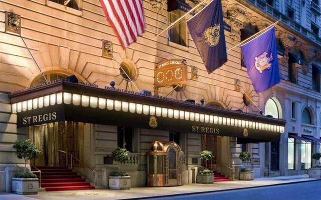 قطر تستحوذ على فندق سانت ريجيس بالولايات المتحدة