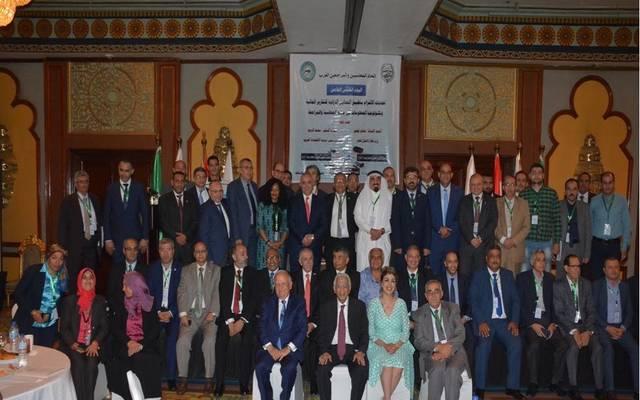 جانب من اليوم الختامي لمؤتمر الاتحاد بالقاهرة السبت الماضي