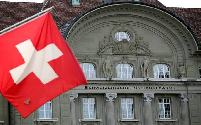 زيادة قوية في احتياطي النقد الأجنبي لدى سويسرا في نوفمبر