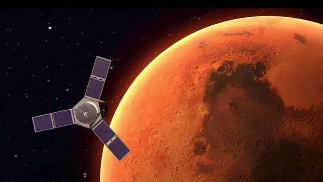 """فيديوجرافيك: """"مسبار الأمل"""".. رحلة الإمارات إلى المريخ"""