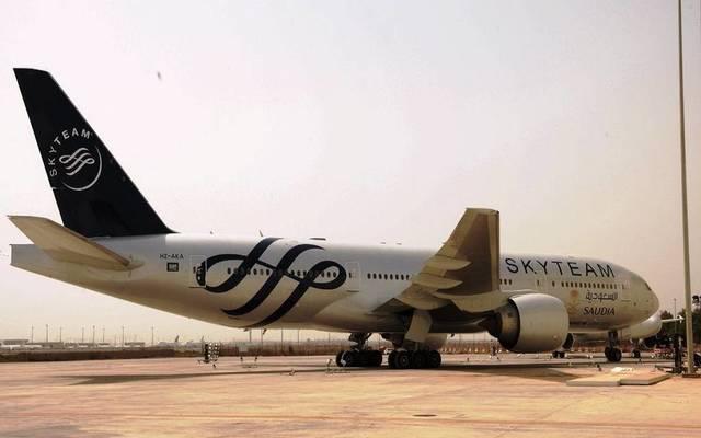 طائرة تابعة للخطوط السعودية- أرشيفية
