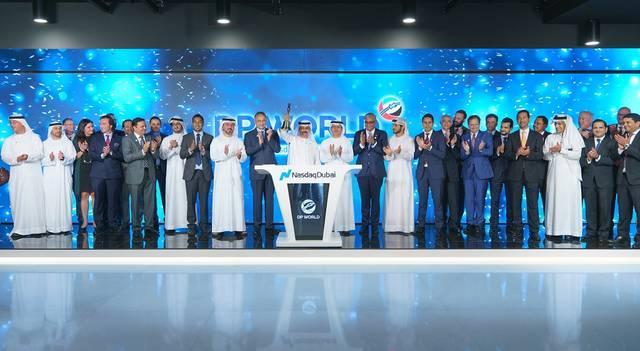 DP World celebrates 4 debt listings totalling $3.3bn via Nasdaq Dubai