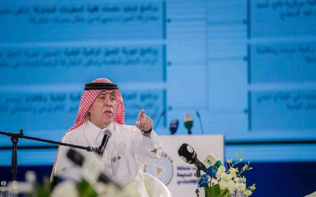 وزير الشؤون البلدية والقروية المكلف، ماجد بن عبدالله القصبي- أرشيفية