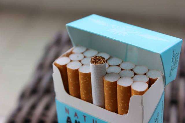 أحد منتجات التبغ