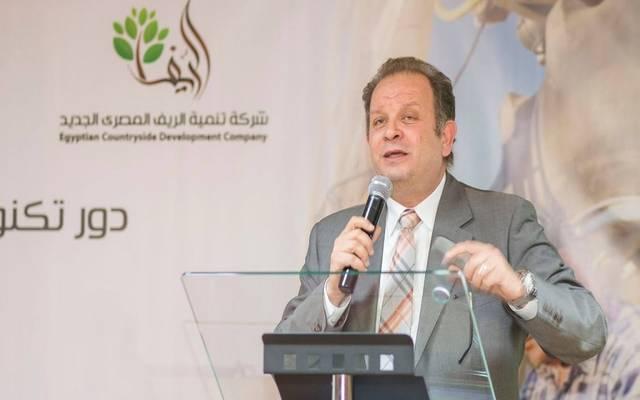 رئيس شركة الريف المصري، المهندس عاطر عزت حنورة