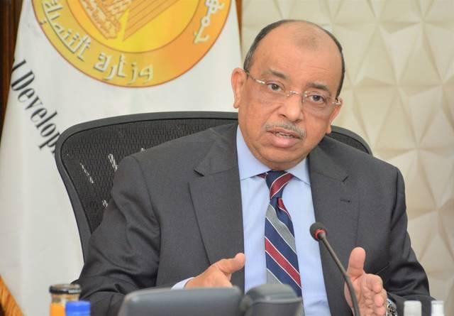 محمود شعراوي وزير التنمية المحلية في مصر