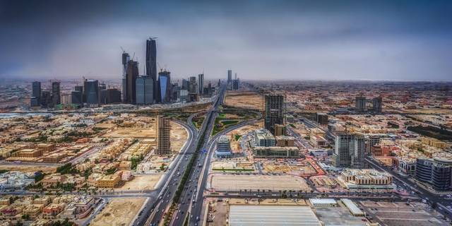 The 5,200 developments make up 35% of the value of the GCC's active projects.