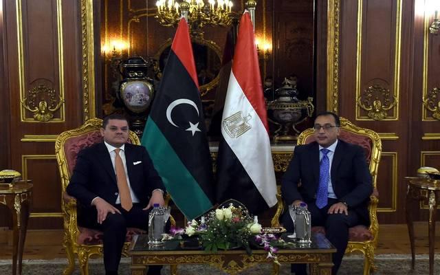 مدبولى والدبيبة يترأسان اجتماع الدورة الحادية عشرة للجنة العليا المصرية الليبية المشتركة