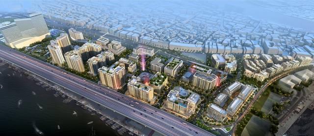 """7 مليارات درهم..تكلفة المرحلة الأولى من مشروع """"إثراء ديرة"""" بدبي"""