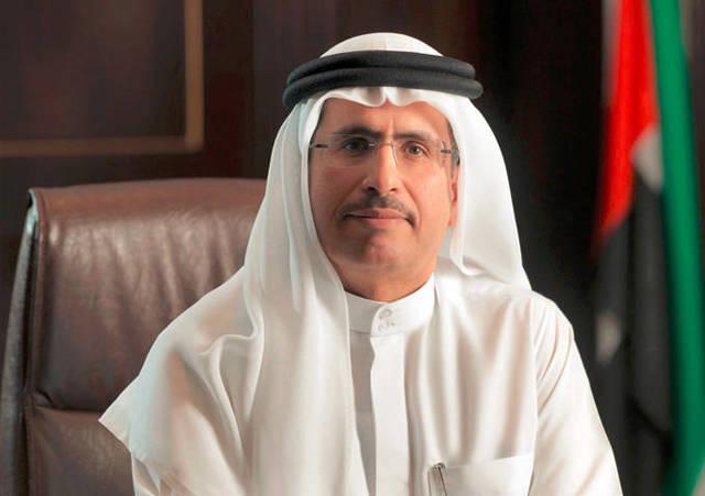 سعيد الطاير العضو المنتدب الرئيس التنفيذي لهيئة كهرباء ومياه دبي