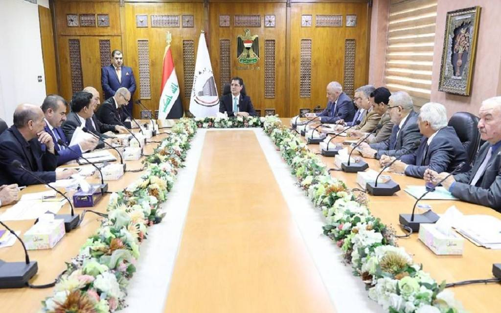 Iraqi planning announces the allocation of 626 billion dinars for the reconstruction of Nineveh 1024