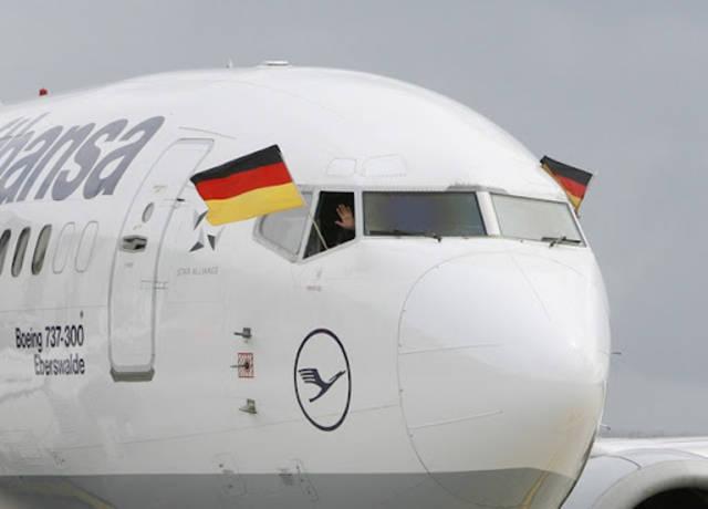 طيران ألمانيا