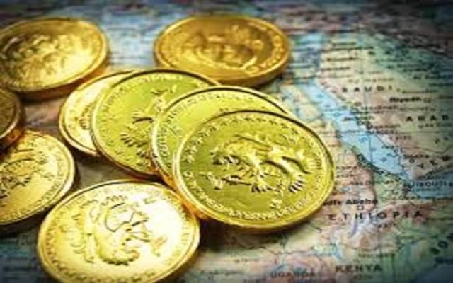 الذهب يتراجع عند التسوية للجلسة الثالثة على التوالي