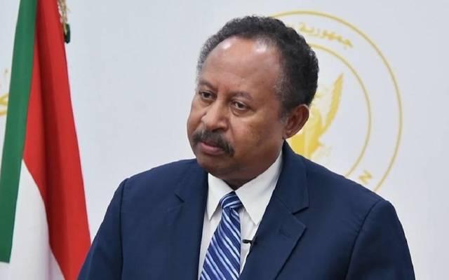 عبد الله حمدوك رئيس مجلس الوزراء السوداني