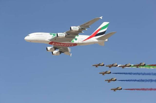 Orders at Dubai Airshow 2019 hit $54.5bn