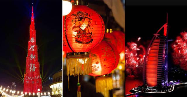 رأس السنة الصينية يشعل إشغالات الفنادق بالإمارات