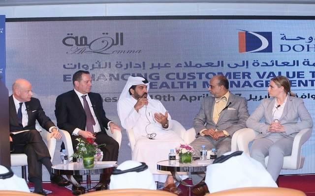 بنك الدوحة: 8 تريليونات دولار إجمالي الثروة في الشرق الأوسط