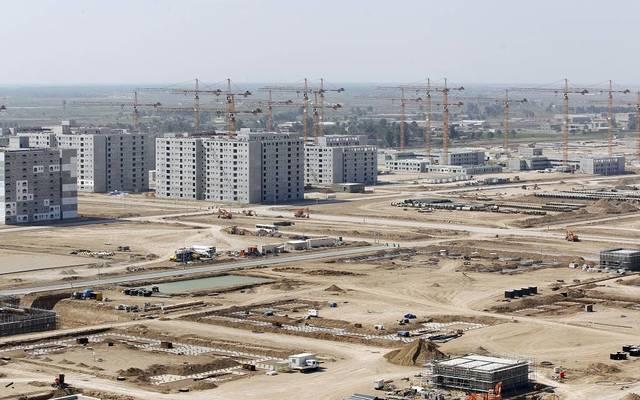 مشروعات سكنية بالعراق