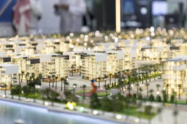 نماذج مشاريع عقارية في المعرض