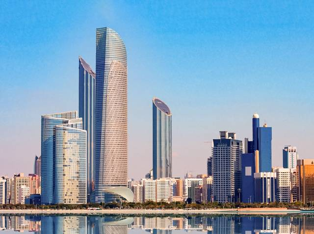 Abu Dhabi saw a decline of 1% in the average apartment rental rate