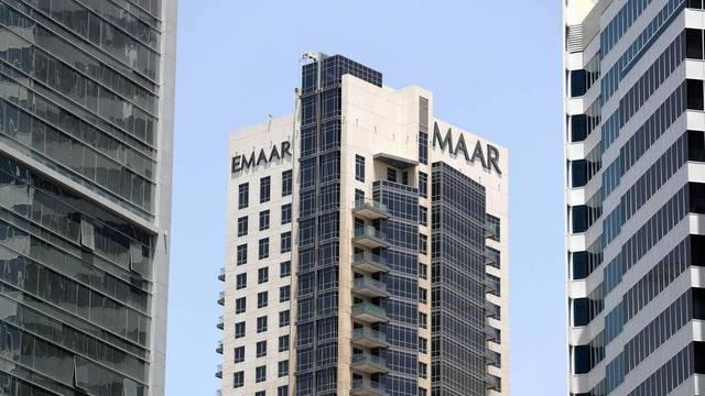 Emaar Properties' chairman has seen a 100% salary cut