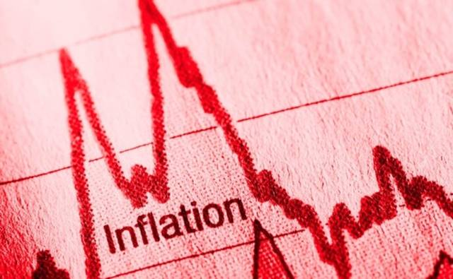 US inflation declines 0.1% in December