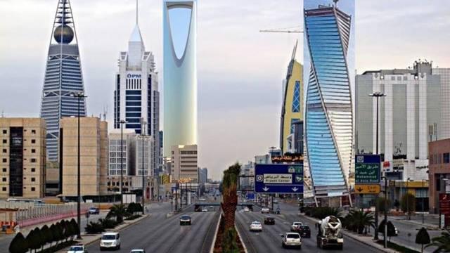 أحد المعالم السياحية بمدينة الرياض السعودية
