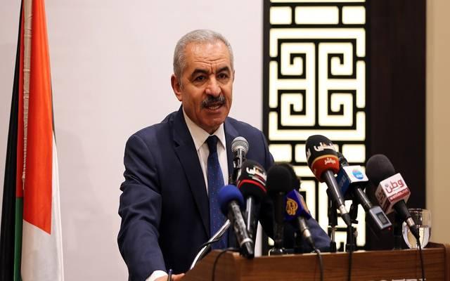 رئيس الوزراء الفلسطيني، محمد اشتيه