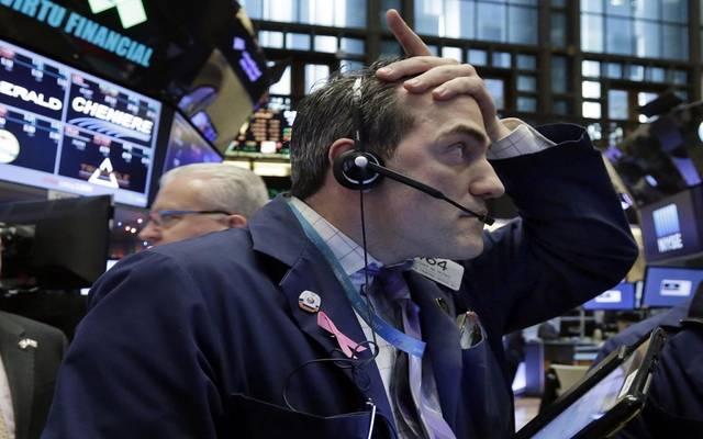"""محدث.. """"داو جونز"""" يوسع مكاسبه رغم بيانات التضخم"""