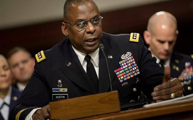 مجلس الشيوخ الأمريكي يوافق على تعيين لويد أوستن وزيراً للدفاع